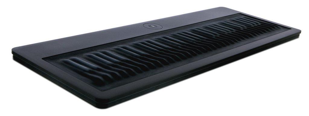 The Seaboard Grand keyboard