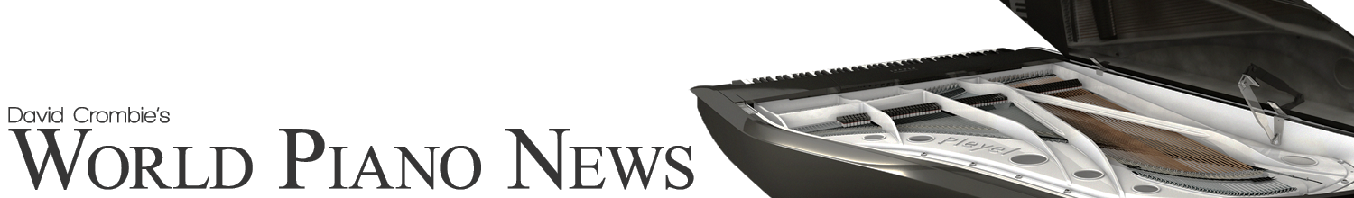World Piano News