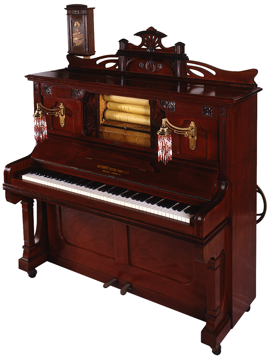 Harper Player Piano