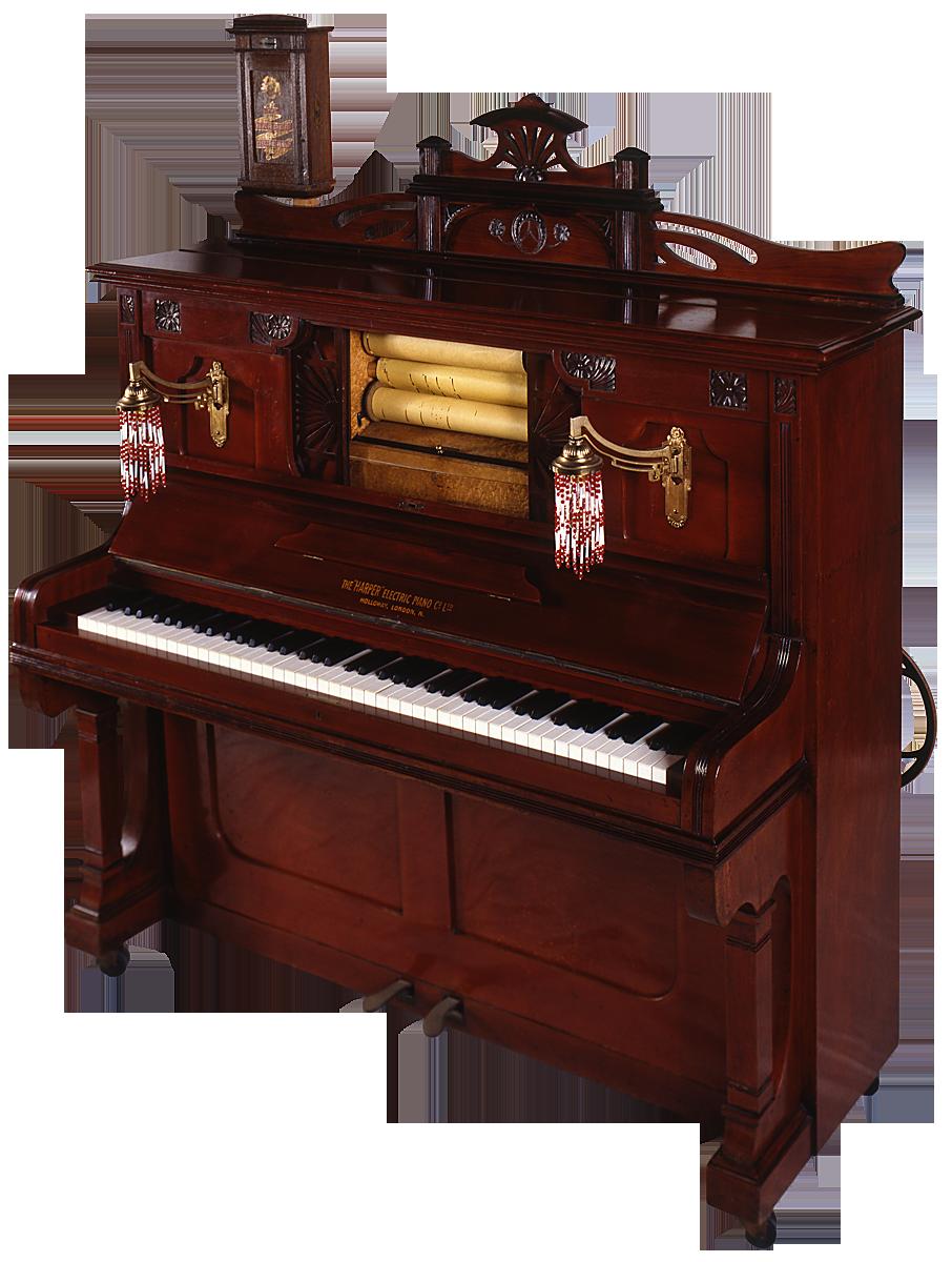 Harper Player Piano