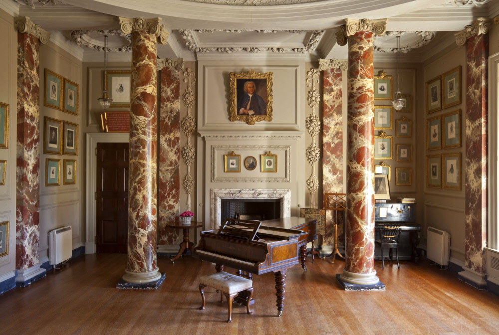 Erard Grand Piano from the Cobbe Collection