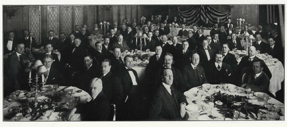 Banquet of the National Piano Manufacturers' Association