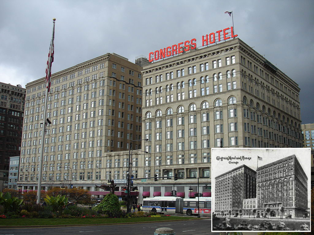Chicago's Congress Hotel