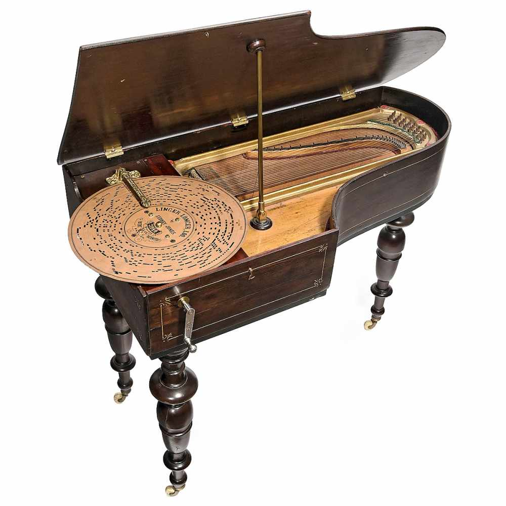 Orpheus Mechanical Piano