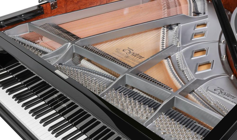 """Boston """"Silver Anniversary"""" grand piano"""