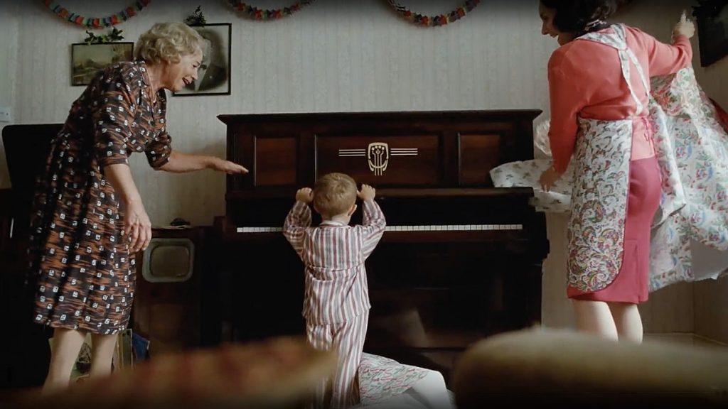 John Lewes Christmas Ad 2018.
