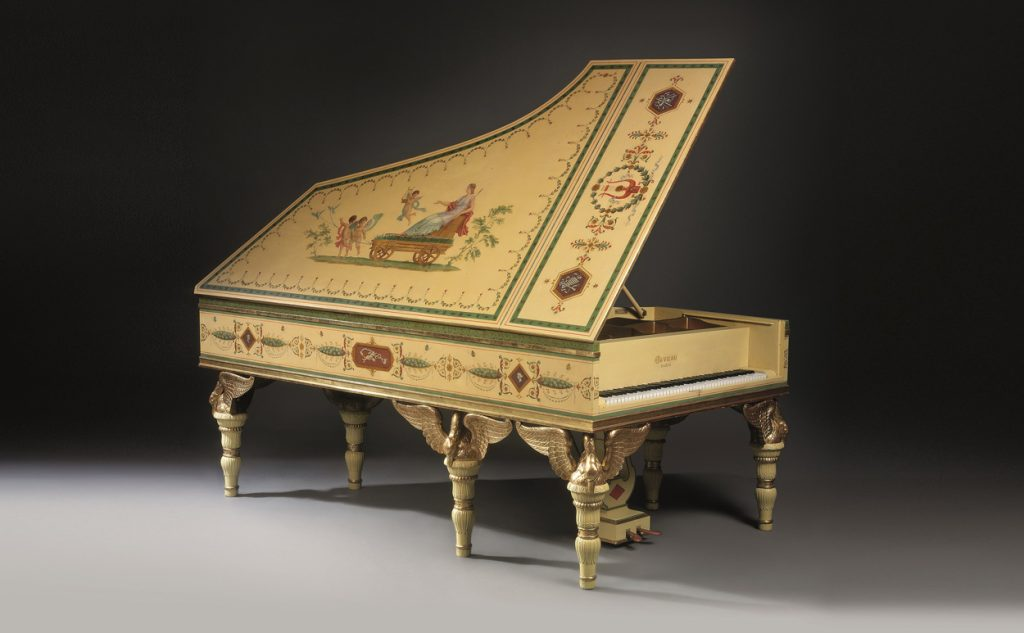 The Swan Piano