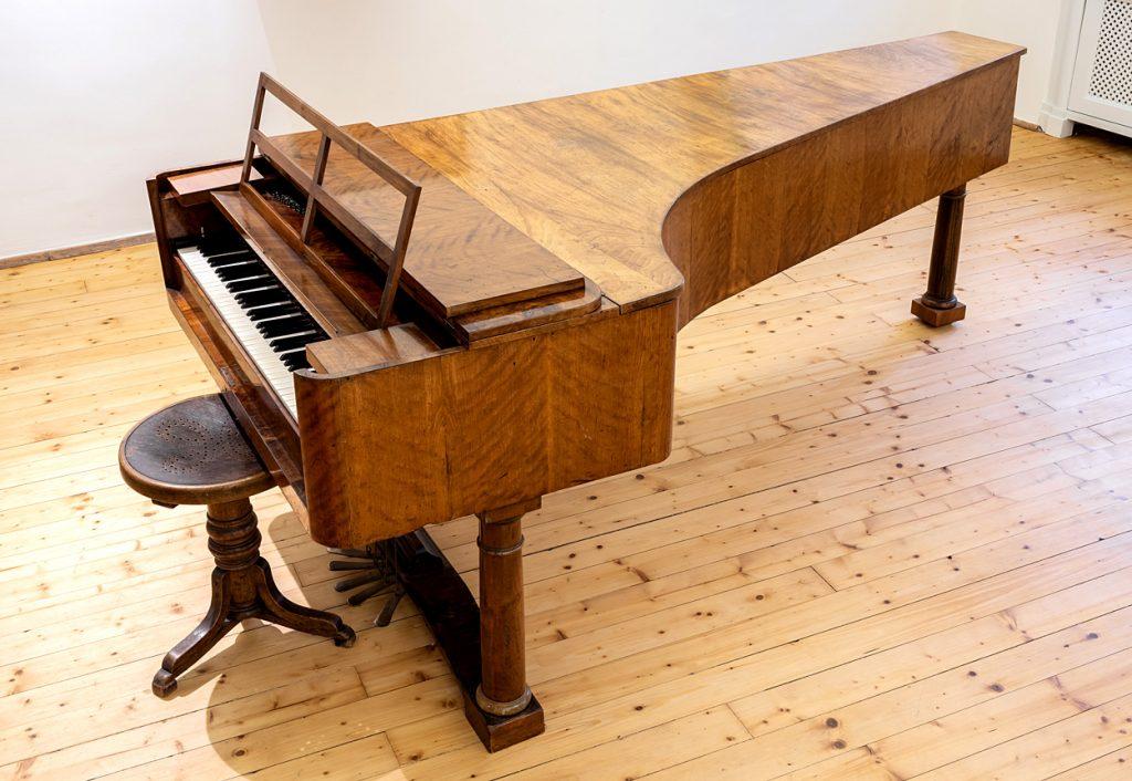 The Conrad Graf grand piano - Beethoven's Piano