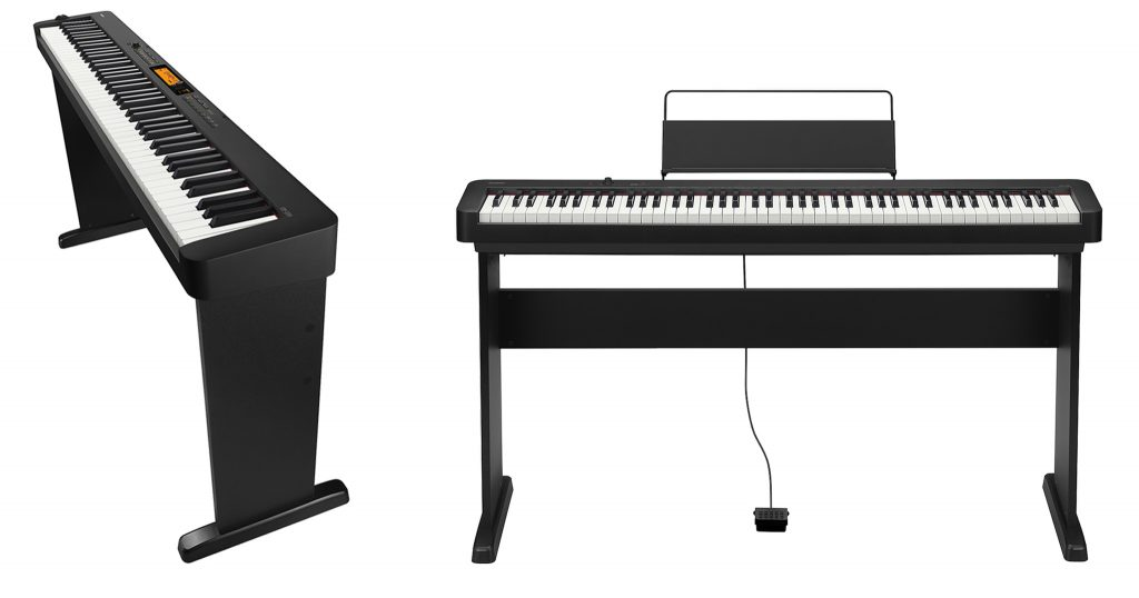 new digital pianos casio cdp s100 and cdp s350 world piano news. Black Bedroom Furniture Sets. Home Design Ideas