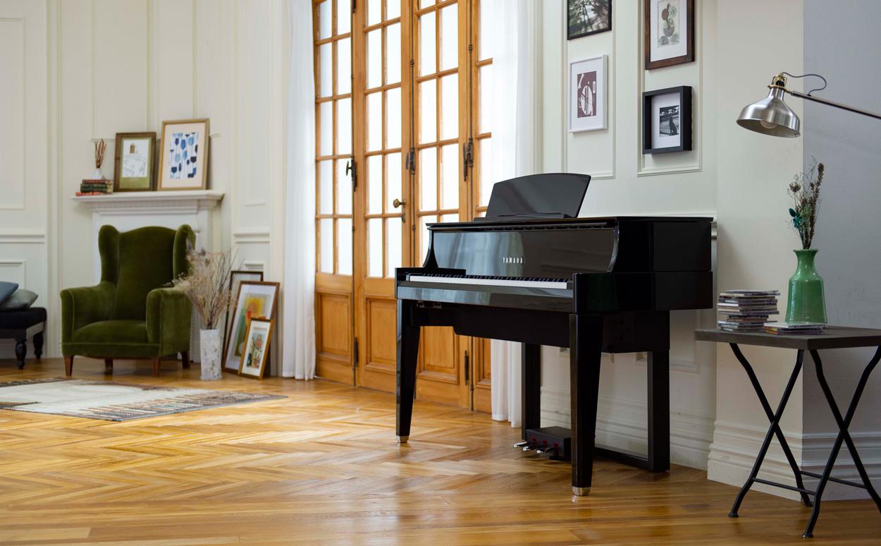 Yamaha AvantGrand N1X Hybrid Piano