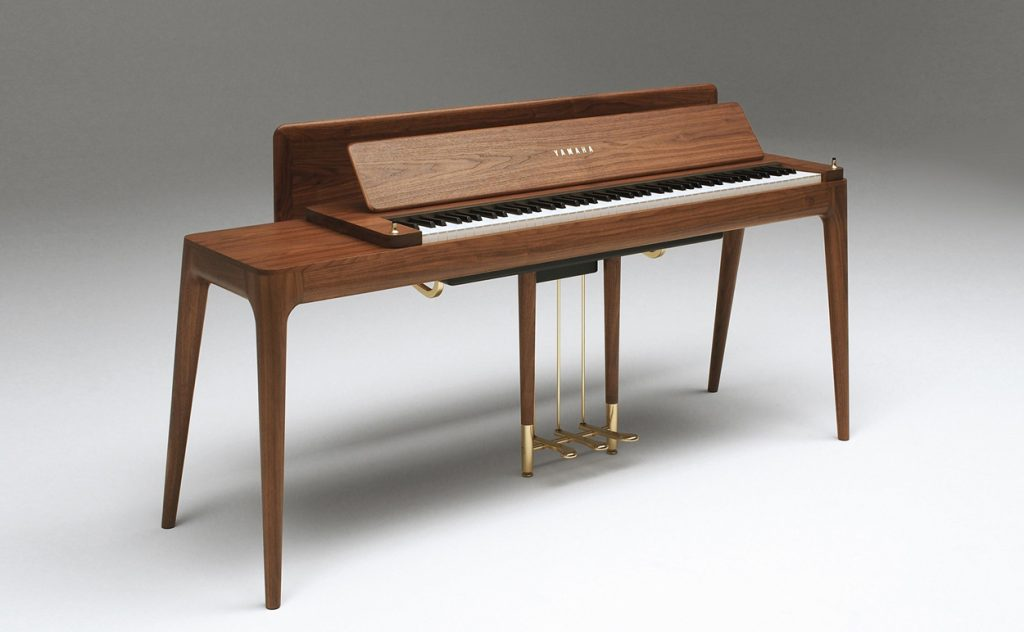 Yamaha's BeSide digital concept piano
