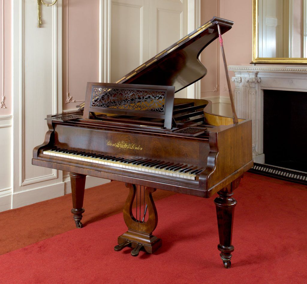 Erard Grand Piano from 1880s