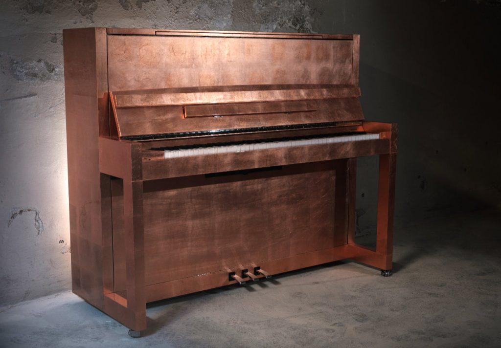 FEURICH Model 123 — Vienna Modern Copper