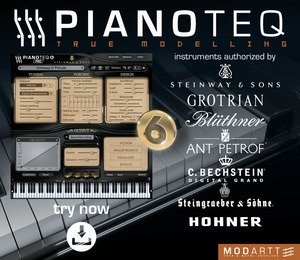 Pianoteq Advert