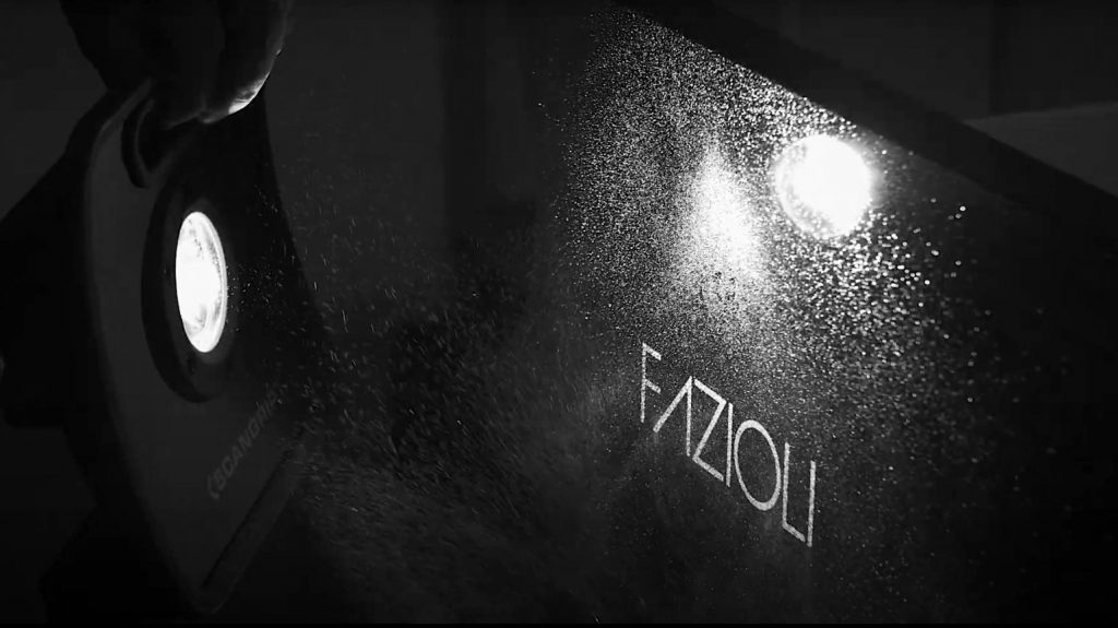 image of Fazioli nameboard