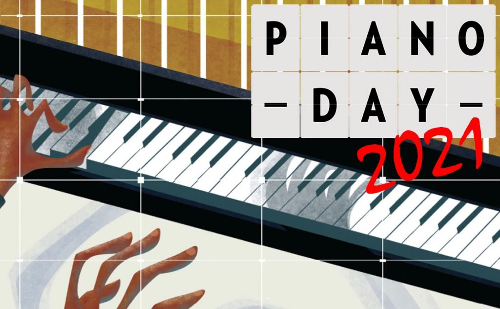image showing Piano Day 2021 logo