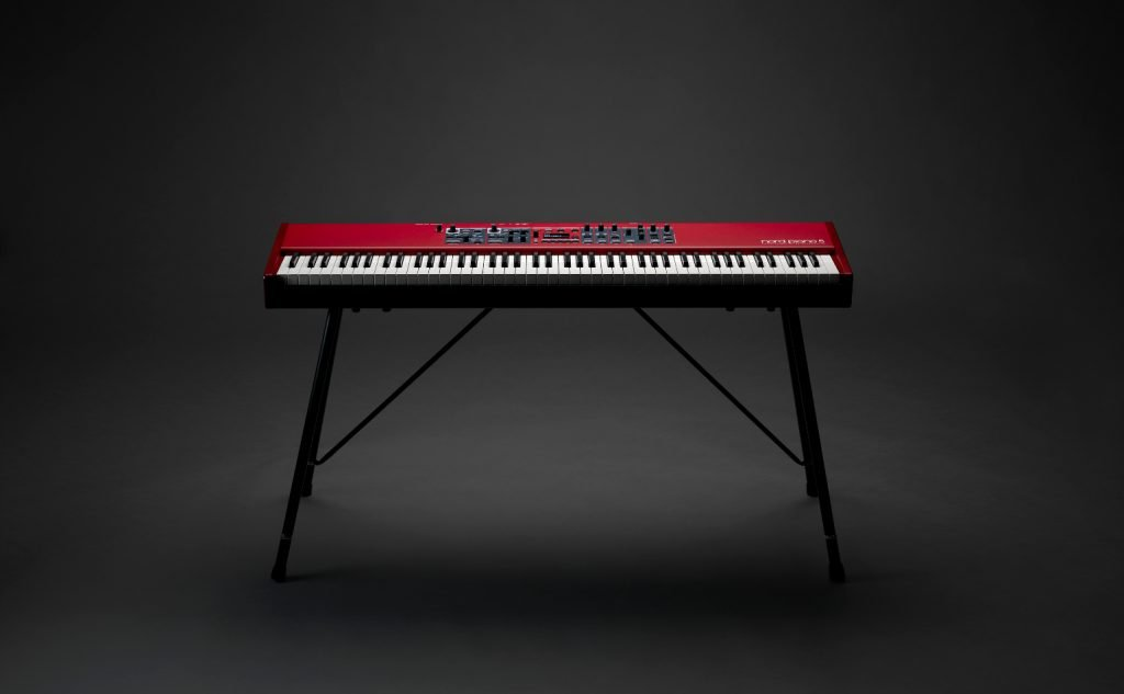 photo of the Nord Piano 5 88-note with stand (NP5-88)
