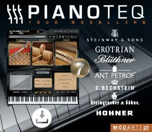 Pianoteq Advert