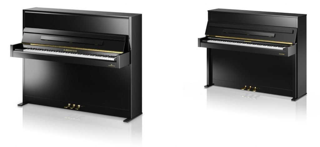 Two New Uprights from C. Bechstein