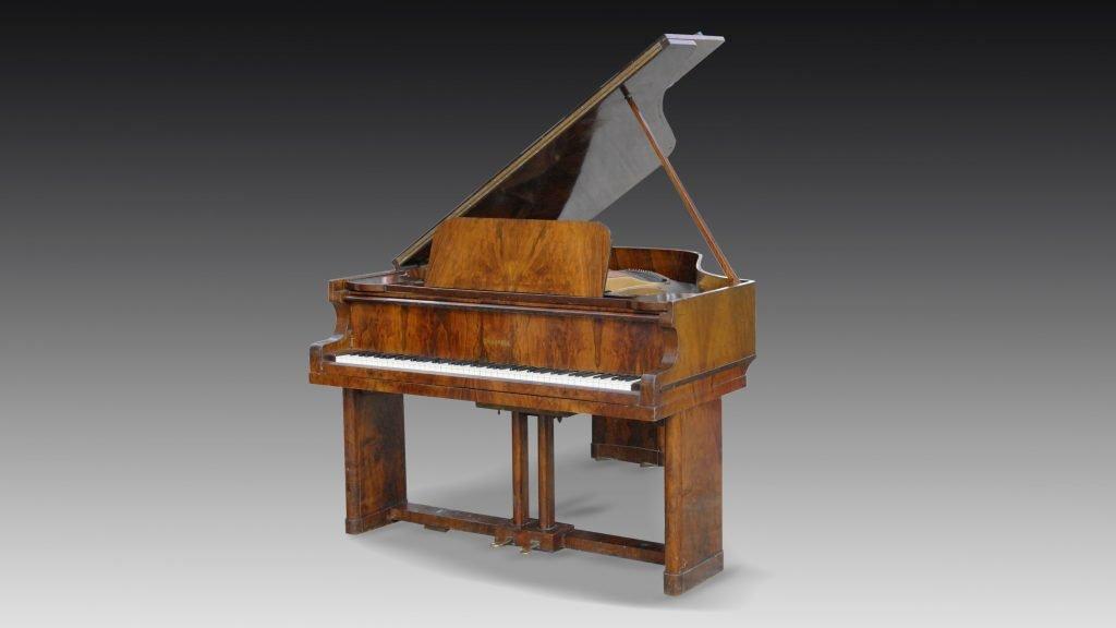studio photograph of Chappell piano