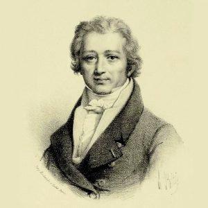 lithograph of Sébastien Érard
